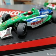 Slot Cars: 50319 - LOLA FORD HERDEZ COMPETITION Nº55 CON MOTOR NC-5 DE NINCO. Lote 48333629