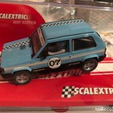 Slot Cars: SEAT PANDA SCALEXTRIC CLUB 2007. Lote 183911867