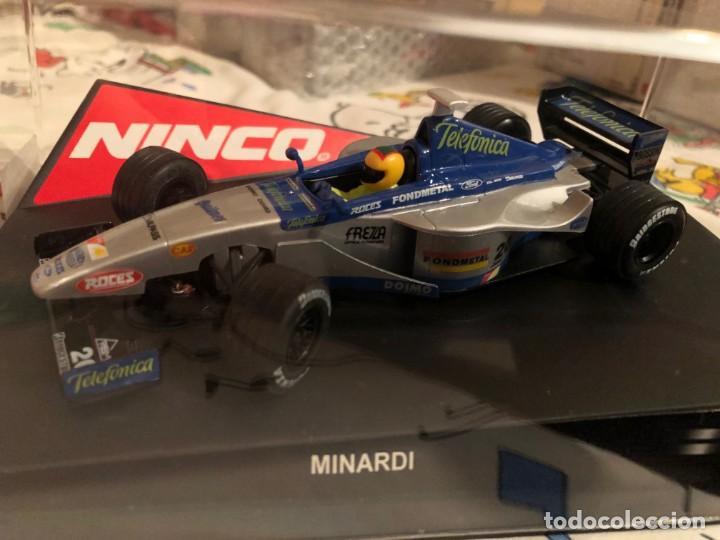MINARDI FORD F1 - N.20 (Juguetes - Slot Cars - Ninco)