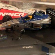 Slot Cars: MINARDI FORD F1 - N.20. Lote 183912030