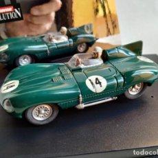 Slot Cars: JAGUAR D TYPE CARRERA. Lote 184009962
