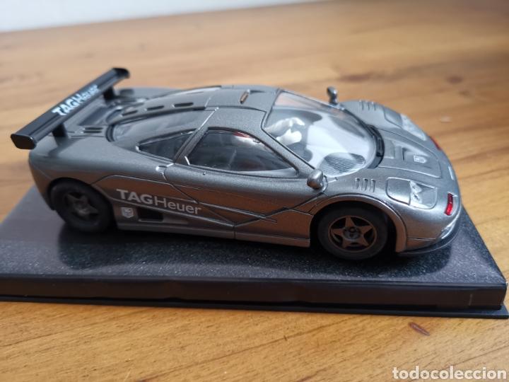 Slot Cars: Coche scalextric de Ninco McLaren F1 GTR Tag Heuer ref. 50171. Nuevo en caja - Foto 3 - 185701881