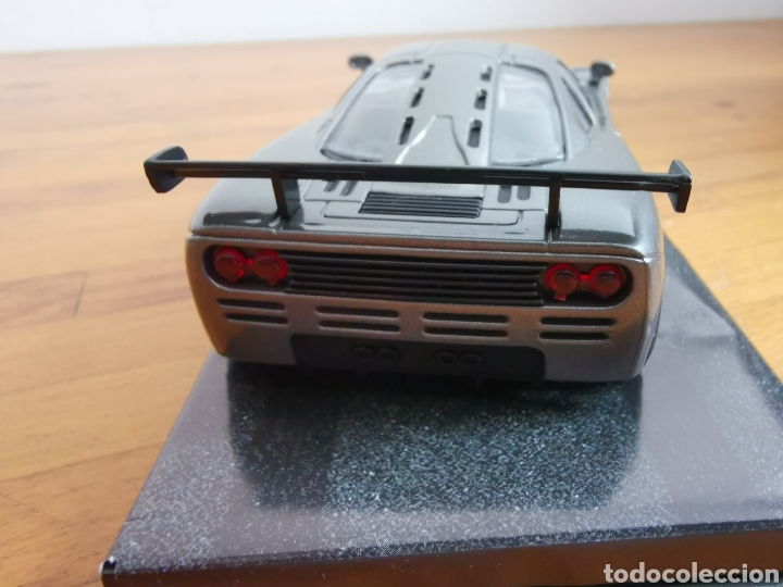Slot Cars: Coche scalextric de Ninco McLaren F1 GTR Tag Heuer ref. 50171. Nuevo en caja - Foto 4 - 185701881