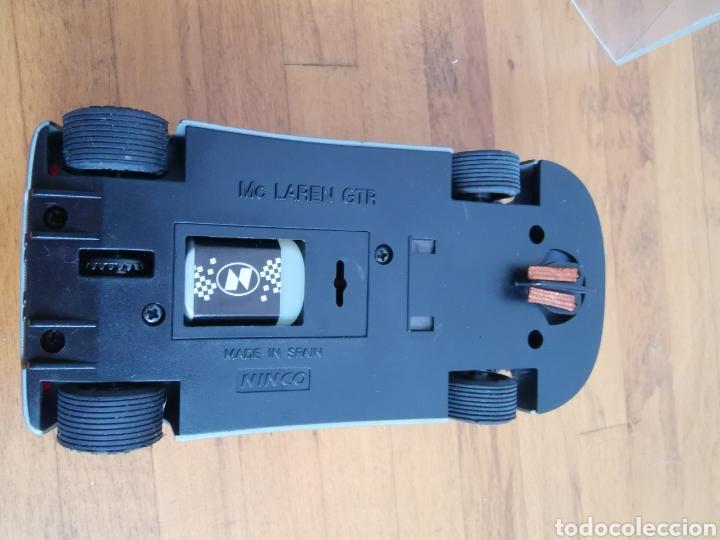 Slot Cars: Coche scalextric de Ninco McLaren F1 GTR Tag Heuer ref. 50171. Nuevo en caja - Foto 5 - 185701881