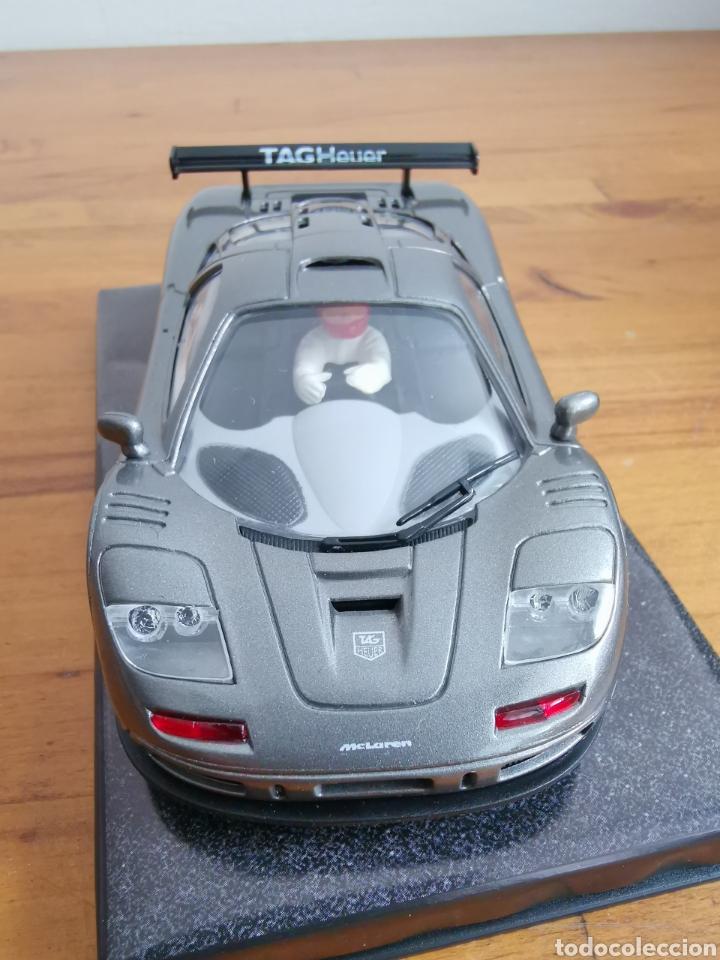 COCHE SCALEXTRIC DE NINCO MCLAREN F1 GTR TAG HEUER REF. 50171. NUEVO EN CAJA (Juguetes - Slot Cars - Ninco)