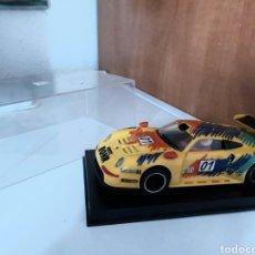 Slot Cars: PORSCHE 911 GT1 NINCO TIPO SCALEXTRIC EN CAJA. Lote 187191937
