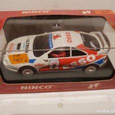 Slot Cars: TOYOTA CELICA ESSO DE NINCO REF.-50110. Lote 187405743