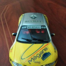 Slot Cars: SCALEXTRIC COCHE RENAULT MEGANE NINCO MADE IN SPAIN. Lote 188838441