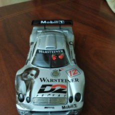Slot Cars: SCALEXTRIC COCHE MERCEDES CLK NINCO MADE IN SPAIN. Lote 188838831