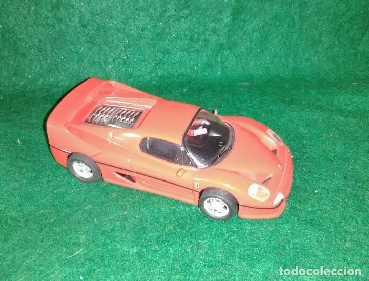 LOTE OFERTA COCHE SLOT CAR - NINCO - FERRAI F 50 - MADE IN SPAIN (Juguetes - Slot Cars - Ninco)