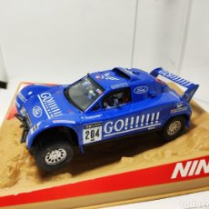 Slot Cars: NINCO SCHLESSER X826 GO REF. 50450. Lote 190404937