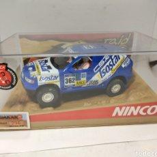 Slot Cars: NINCO BMW X5 ISOSTAR REF. 50366. Lote 190404971