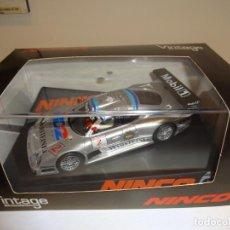 Slot Cars: NINCO. MERCEDES CLK GTR VINTAGE. REF. 50572. Lote 190862495