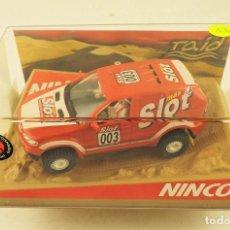 Slot Cars: NINCO EDICIÓN MAS SLOT BMW X5. Lote 191671490