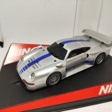 Slot Cars: NINCO PORSCHE 911 GT1 REF. 50148. Lote 191686931