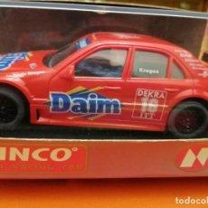Slot Cars: AMG MERCEDES C-KLASSE DAIM REF. 50139 NINCO NUEVO A ESTRENAR. Lote 193745340