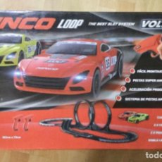 Slot Cars: CIRCUITO DE CARRERAS COCHES NINCO LOOP. . Lote 194073281