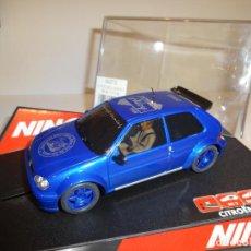 Slot Cars: NINCO. CITROEN SAXO. ED.LTA. ALOY. REF. 50272. Lote 194108426