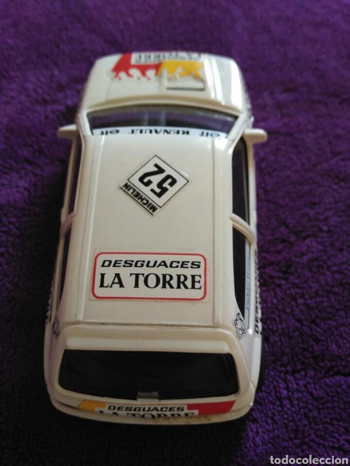 Slot Cars: RENAULT CLIO DESGUACES LA TORRE - Foto 4 - 194124016