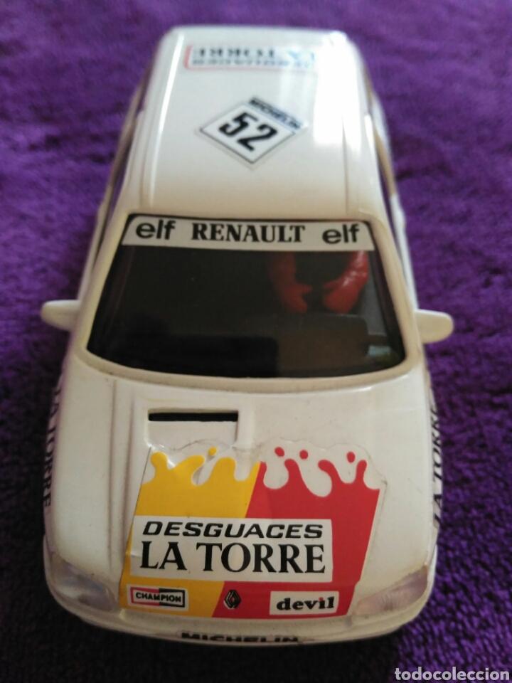 Slot Cars: RENAULT CLIO DESGUACES LA TORRE - Foto 10 - 194124016