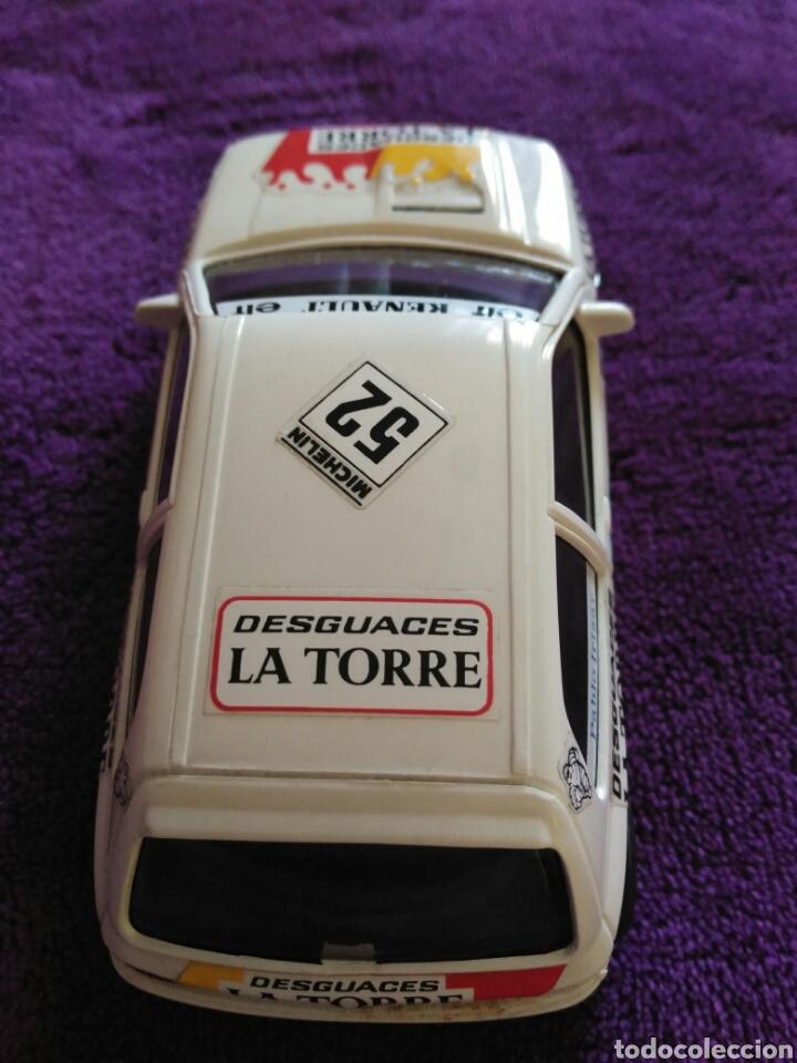 Slot Cars: RENAULT CLIO DESGUACES LA TORRE - Foto 11 - 194124016