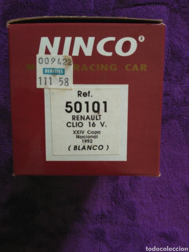 Slot Cars: RENAULT CLIO DESGUACES LA TORRE - Foto 15 - 194124016