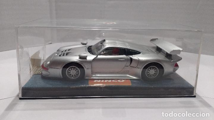 SLOT PORSCHE 911 GT1 CARROCERIA LIMPIA ESCALA 1:32 (Juguetes - Slot Cars - Ninco)