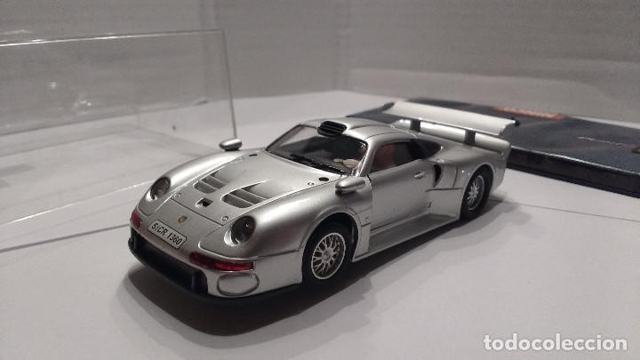 Slot Cars: SLOT PORSCHE 911 GT1 CARROCERIA LIMPIA ESCALA 1:32 - Foto 2 - 194515822