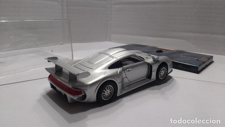 Slot Cars: SLOT PORSCHE 911 GT1 CARROCERIA LIMPIA ESCALA 1:32 - Foto 3 - 194515822