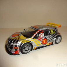 Slot Cars: NINCO. RENAULT MEGANE MCDONALDS. Lote 194520008