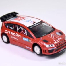 Slot Cars: NINCO CITROEN C4 LOEB. Lote 194564481