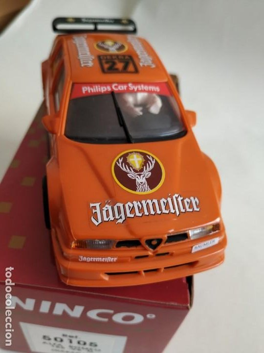 ALFA ROMEO 155 V6 TI (Juguetes - Slot Cars - Ninco)