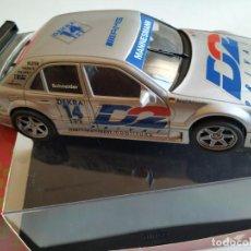 Slot Cars: AMG MERCEDES C-KLASSE D2. Lote 195020097