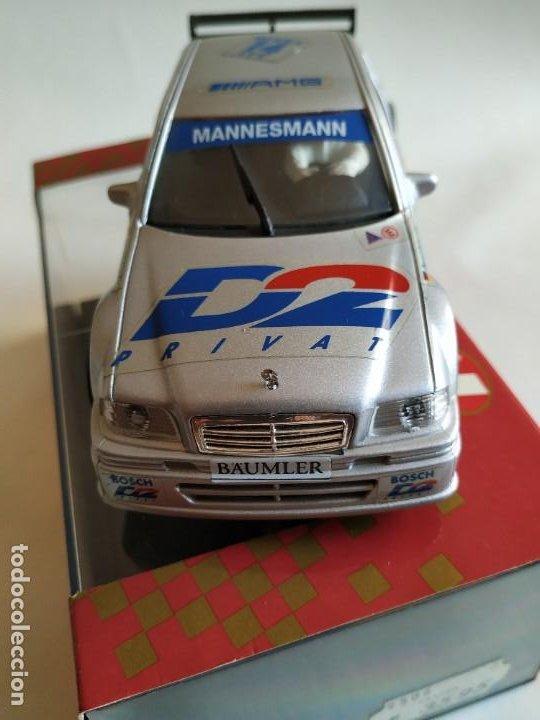 Slot Cars: AMG Mercedes C-Klasse D2 - Foto 2 - 195020097