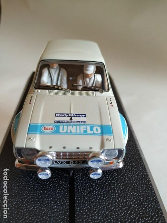 FORD ESCORT 1600 RS (Juguetes - Slot Cars - Ninco)