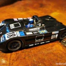Slot Cars: NINCO BMW V12 LM98 NEGRO. Lote 196074083