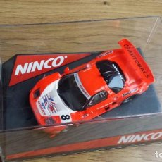 Slot Cars: NINCO HONDA NSX AUTOBACS NUEVO. Lote 196100946