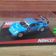Slot Cars: NINCO NISSAN 350Z CALSONIC NUEVO. Lote 196111583
