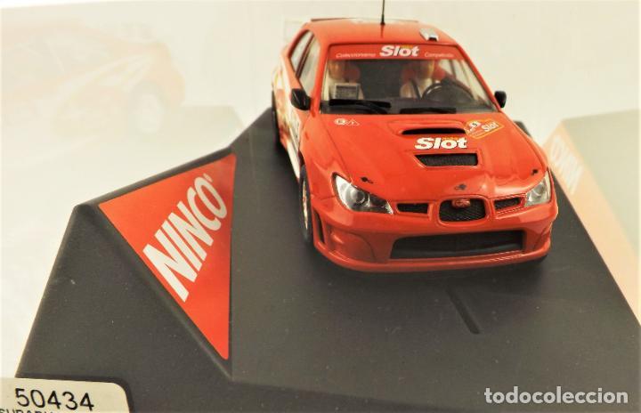 Slot Cars: Slot Ninco Subaru WRC Edición Mas Slot - Foto 2 - 197485926