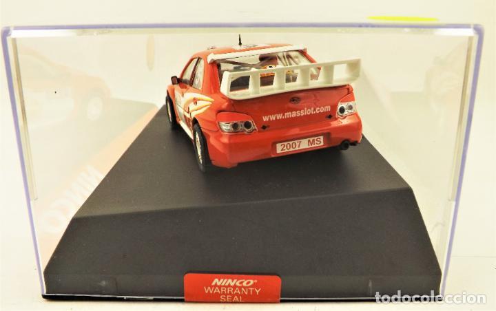 Slot Cars: Slot Ninco Subaru WRC Edición Mas Slot - Foto 3 - 197485926