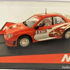 Slot Cars: SLOT NINCO SUBARU WRC EDICIÓN MAS SLOT. Lote 197485926