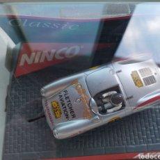 Slot Cars: COCHE SCALEXTRIC DE NINCO PORSCHE 550 SPYDER Nº55. Lote 197680590