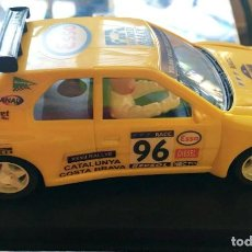 Slot Cars: PEUGEOT 306 WRC NINCO RALLY CATALUÑA . Lote 197683082
