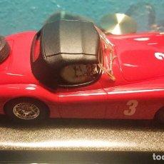 Slot Cars: COCHE NINCO MODELO JAGUAR 120 ROJO NUEVO . Lote 197691668