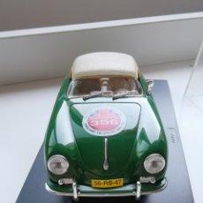 Slot Cars: COCHE SCALEXTRIC DE NINCO PORSCHE 356 VERDE DE 1997. EDICIÓN LIMITADA DE 300 UNIDADES. Lote 197850657