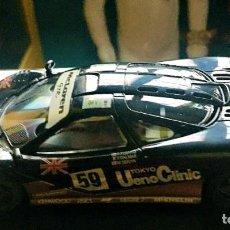 Slot Cars: MC LAREN DE NINCO NUEVO EN CAJA MOD. UNEO CLINIC LE MANS . Lote 198766968