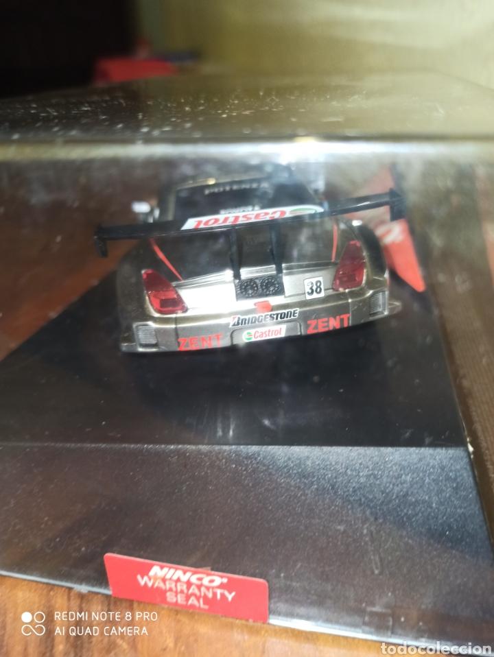 Slot Cars: COCHE SLOT NINCO LEXUS SC430 ZENT TEAM CERUMO 2008 nuevo - Foto 3 - 198952811