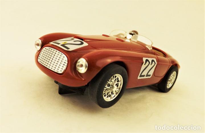 SLOT NINCO FERRARI 166 MM Nº 22 ED. LIMITADA (Juguetes - Slot Cars - Ninco)