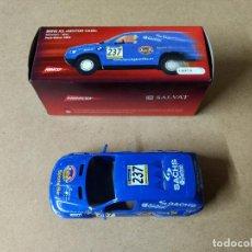 Slot Cars: NINCO CARROCERIA DEL BMW X5 CON CAJA SALVAT. NUEVA SCALEXTRIC. Lote 200148166