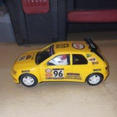 Slot Cars: PEUGEOT 306 MAXI RACC RALLY CATALUNYA COSTA BRAVA 1996. Lote 200394361